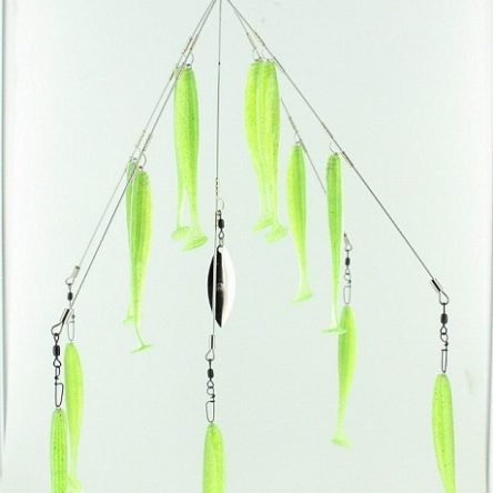 Picasso Lures Bait Ball Extreme Rig